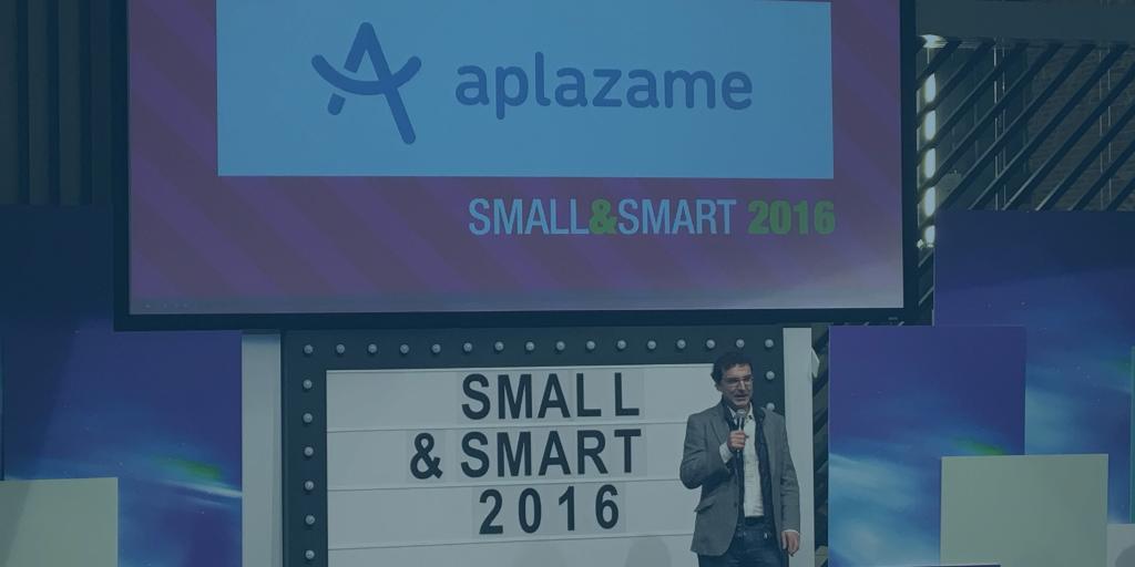 Aplazame, galardonada en los Premios Smart&Small