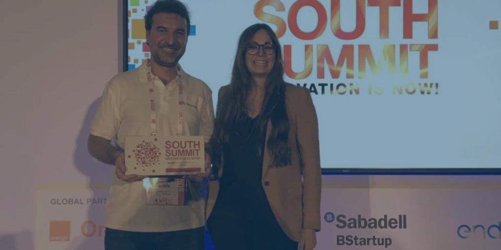 Vencedores en la categoría de Fintech en #SouthSummit16