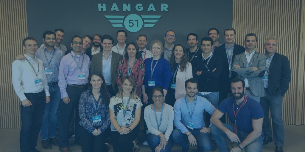 ¡Elegidos para el programa piloto de Hangar51!