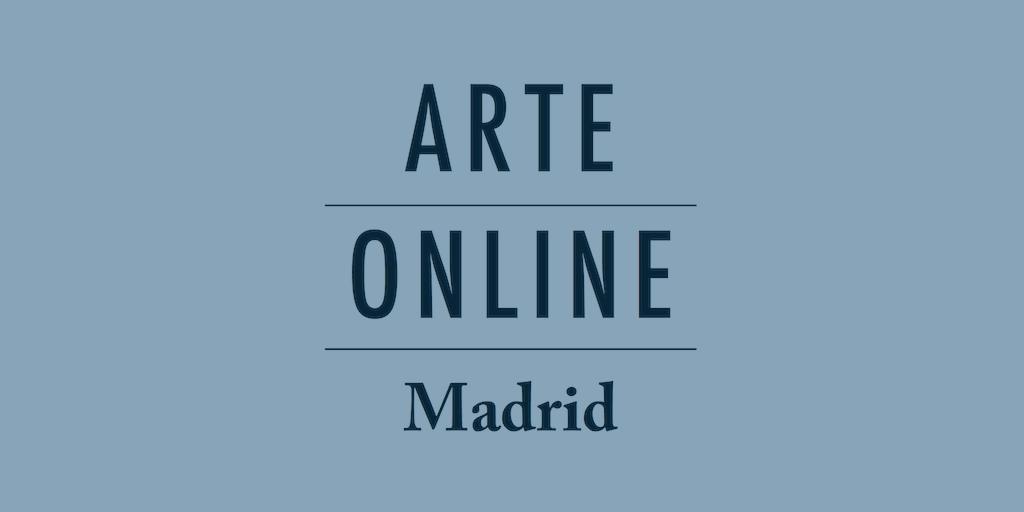 ¡Participamos en el próximo ARTE ONLINE MADRID!
