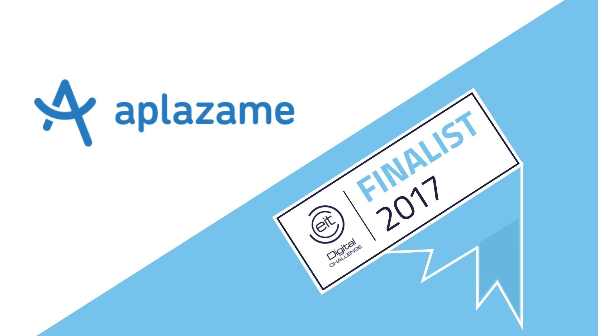 ¡Finalistas en los EIT Digital Challenge 2017!