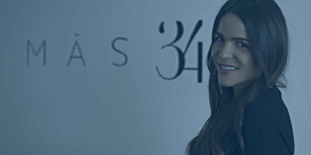 """""""Aplazame nos ha hecho aumentar un 45% nuestro ticket medio de compra"""" – Adriana Balcells, Fundadora y CEO de Mas34"""