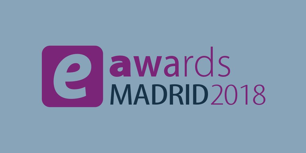 ¡Somos finalistas de los Premios eAwards 2018!