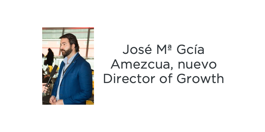 Aplazame nombra a José Mª Gcía Amezcua Director of Growth